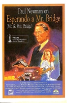 Mr. & Mrs. Bridge - Spanish poster (xs thumbnail)