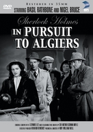Pursuit to Algiers - DVD cover (xs thumbnail)