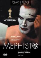 Mephisto - French Movie Cover (xs thumbnail)