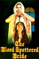 La novia ensangrentada - British Movie Poster (xs thumbnail)