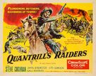 Quantrill's Raiders - Movie Poster (xs thumbnail)