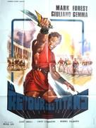 Maciste, l'eroe più grande del mondo - French Movie Poster (xs thumbnail)