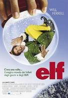 Elf - Italian Movie Poster (xs thumbnail)