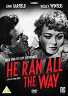 He Ran All the Way - British DVD cover (xs thumbnail)