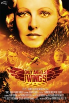 Only Angels Have Wings - Re-release poster (xs thumbnail)