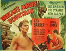 Tarzan's Magic Fountain - Movie Poster (xs thumbnail)