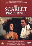 The Scarlet Pimpernel - British Movie Cover (xs thumbnail)