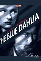 The Blue Dahlia - DVD cover (xs thumbnail)