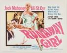 Runaway Girl - Movie Poster (xs thumbnail)