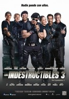 The Expendables 3 - Mexican Movie Poster (xs thumbnail)