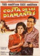 Coast of Skeletons - Spanish Movie Poster (xs thumbnail)