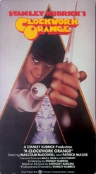 A Clockwork Orange - VHS movie cover (xs thumbnail)