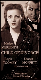 Child of Divorce - VHS cover (xs thumbnail)