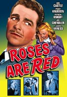 Roses Are Red - DVD cover (xs thumbnail)