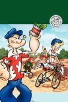 """""""Popeye and Friends"""" - Key art (xs thumbnail)"""