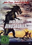 Unknown Island - German Movie Cover (xs thumbnail)