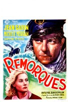 Remorques - Belgian Movie Poster (xs thumbnail)