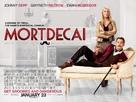 Mortdecai - British Movie Poster (xs thumbnail)