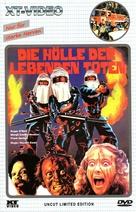 Virus - Austrian DVD movie cover (xs thumbnail)