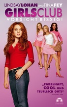 Mean Girls - German Movie Cover (xs thumbnail)