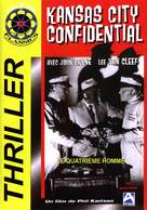 Kansas City Confidential - French DVD movie cover (xs thumbnail)