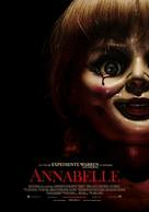 Annabelle - Spanish Movie Poster (xs thumbnail)