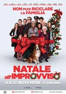 Love the Coopers - Italian Movie Poster (xs thumbnail)