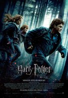 Harry Potter and the Deathly Hallows: Part I - Spanish Movie Poster (xs thumbnail)