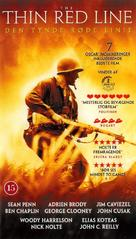 The Thin Red Line - Norwegian Movie Cover (xs thumbnail)