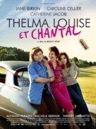 Thelma, Louise et Chantal - French Movie Poster (xs thumbnail)