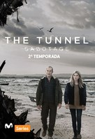 """""""The Tunnel"""" - Spanish Movie Poster (xs thumbnail)"""