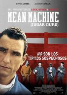 Mean Machine - Spanish Movie Poster (xs thumbnail)