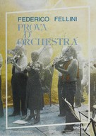 Prova d'orchestra - Italian Movie Poster (xs thumbnail)