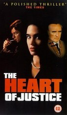The Heart of Justice - British Movie Cover (xs thumbnail)