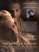 The English Patient - For your consideration poster (xs thumbnail)