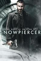 Snowpiercer - DVD movie cover (xs thumbnail)