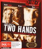 Two Hands - Australian Blu-Ray cover (xs thumbnail)