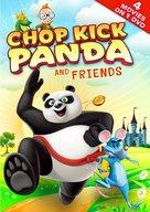Chop Kick Panda - DVD cover (xs thumbnail)