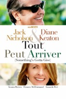 Something's Gotta Give - French Movie Poster (xs thumbnail)