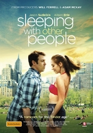 Sleeping with Other People - Australian Movie Poster (xs thumbnail)