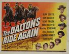 The Daltons Ride Again - Movie Poster (xs thumbnail)