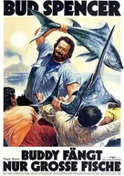 Piedone lo sbirro - German Movie Poster (xs thumbnail)