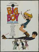 You're a Big Boy Now - French Movie Poster (xs thumbnail)