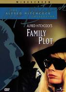 Family Plot - DVD movie cover (xs thumbnail)