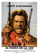 The Outlaw Josey Wales - Spanish Movie Poster (xs thumbnail)