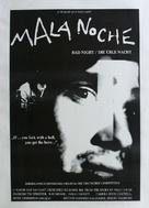 Mala Noche - German Movie Poster (xs thumbnail)