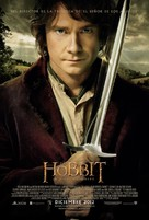 The Hobbit: An Unexpected Journey - Mexican Movie Poster (xs thumbnail)
