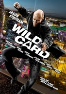 Wild Card - Canadian Movie Poster (xs thumbnail)