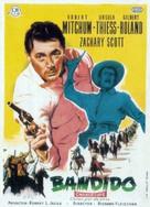 Bandido - Spanish Movie Poster (xs thumbnail)