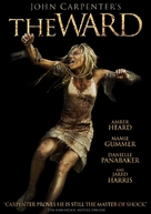 The Ward - DVD cover (xs thumbnail)